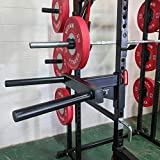 TITAN FITNESS Short Power Rack T-2 Series