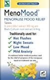 MenoMood Black Cohosh & St John's Wort Tablets 30 per pack