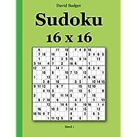 Sudoku 16 x 16 Band 1