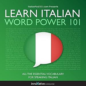 Amazon.com: Learn Italian - Word Power 101 (Audible Audio