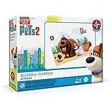 Quebra Cabeça 60 Peças Pets Brinquedos Estrela Multicores