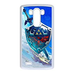 The Legend of Zelda for LG G3 Cell Phone Case & Custom Phone Case Cover R48A652717