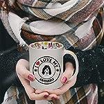 Ceramic Christmas Coffee Mug I Love My Ariegeois Dog Style A Funny Tea Cup 9