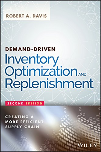 Download Demand-Driven Inventory Optimization and Replenishment: Creating a More Efficient Supply Chain (Wiley and SAS Business Series) pdf