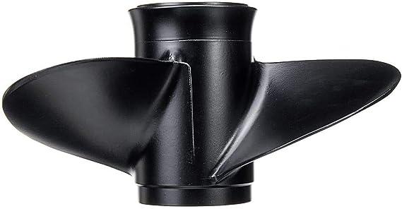 ARKDOZA 4 Blade Aluminum Propeller 9-1/4x10 RH Prop 8 Tooth BF8 ...
