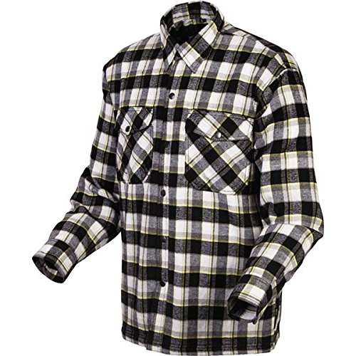 Scorpion Covert Flannel Reinforced/Kevlar Lined Protective Shirt
