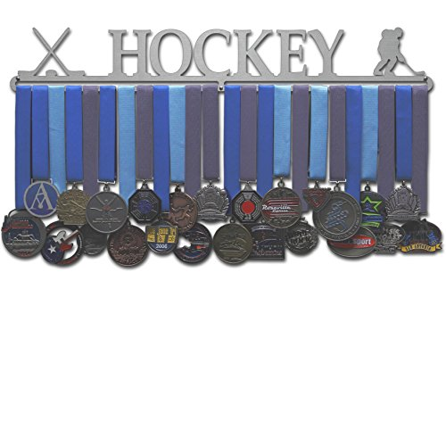 Allied Medal Hanger - Hockey - 24'' Wide by Allied Medal Hangers