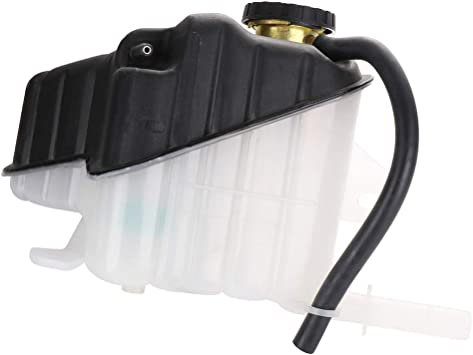 Engine Coolant Recovery Tank-Coolant Reservoir Front Dorman 603-122