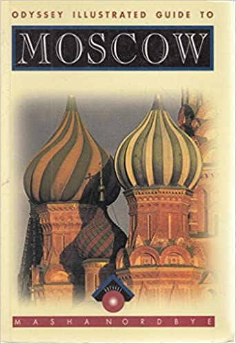 Book Moscow (Odyssey Guides)