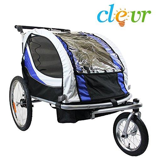Age Limit Jogging Stroller - 1