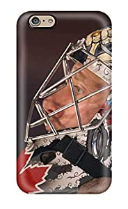 Iphone 6 FDgAIOS11325PQHWe Ottawa Senators (33) Tpu Silicone Gel Case Cover. Fits Iphone 6