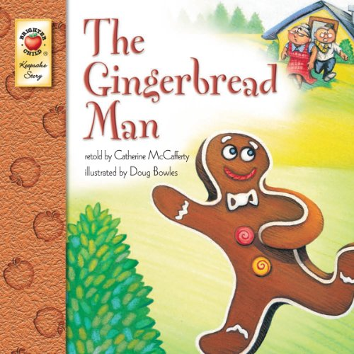 Man Keepsake - The Gingerbread Man (Keepsake Stories)