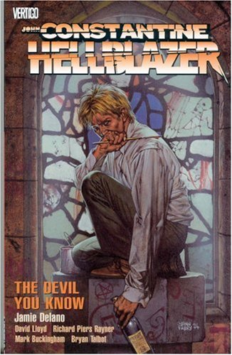 John Constantine Hellblazer: The Devil You Know