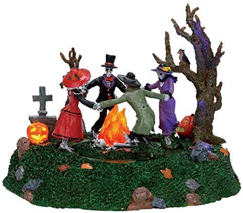 Lemax Spooky Town Skeleton Jamboree #74595