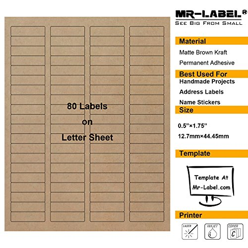 Mr-Label 1/2