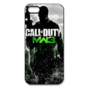 Custom Call of Duty Hard Back Cover Case for iPhone 5/5s OB-1746