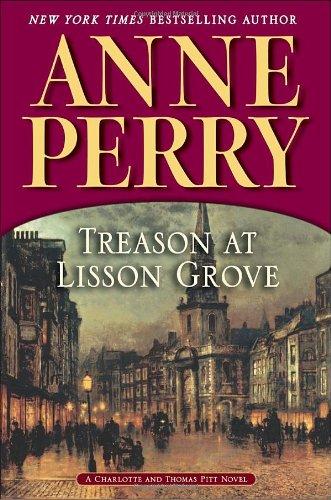 Treason at Lisson Grove: Amazon.es: Perry, Anne: Libros en idiomas extranjeros