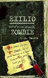 EXILIO. DIARIO DE UNA INVASION ZOMBIE 02 TERROR