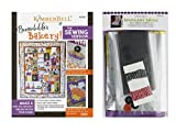 Kimberbell Designs Broomhilda's Sewing Book & Embellishment Kit