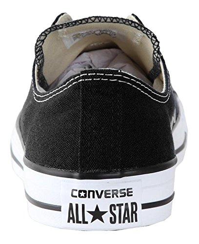 Converse Unisex Chuck Taylor All Star Oxfords Black 11 D(M) US