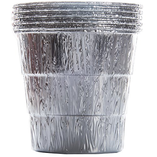 Traeger Grills BAC407z 5-Pack Bucket Liner (5 Ct Tin)
