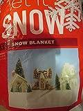 Snow Blanket 1.25 Ft X 10 Ft Polyester