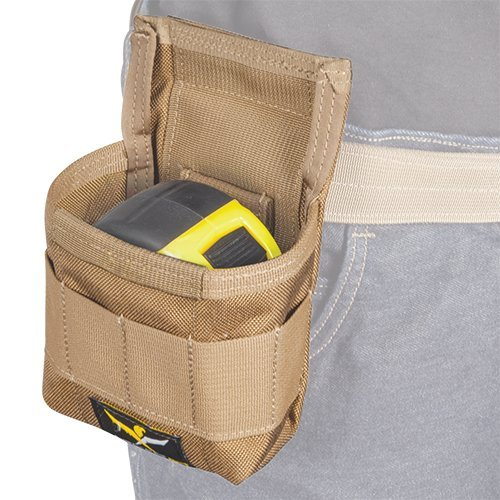 Atlas 46 AIMS Tape Measure Pouch Coyote | Work, Utility, Construction, and Contractor