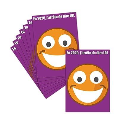Tarjeta de deseos buenas Resoluciones - 8 tarjetas - Tarjeta ...