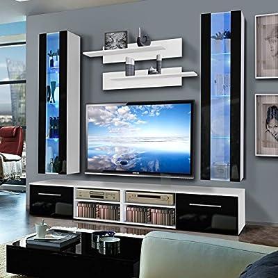 Paris Prix – Mueble TV pared invento V Twin