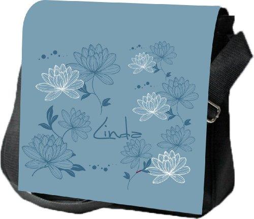 Schultertasche Umhängetasche Handtasche personalisiertes Geschenk natur Baum Bäume Pflanzen