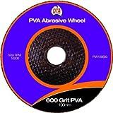 DTA Grind/polishing Disc 600 Grit