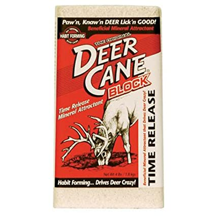 Deer cane bait