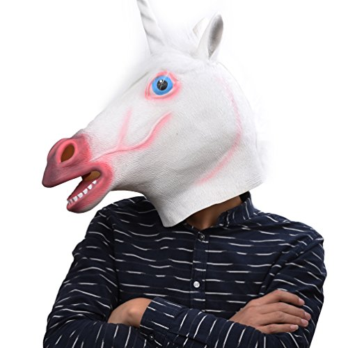 Novelty Unicorn Head Mask