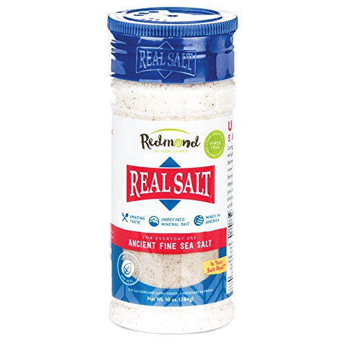 Redmond Real Salt, Sea Salt Ancient Shaker, 10 Ounce