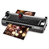 #2: 3 in 1 Blusmart OL288 Laminator, Laminating Machine Set with Paper Trimmer & Cutter & Corner Rounder, Thermal and Cold Laminating Fast Warm-up Paper Jam Prevention
