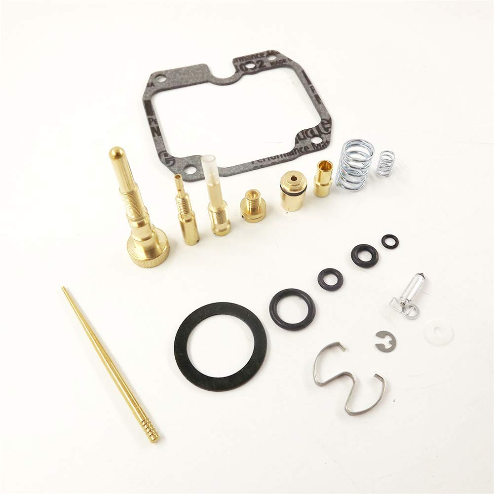 For Yamaha Moto 4 YFM250 Carburetor Carb Rebuild Kit Repair 1989-1991
