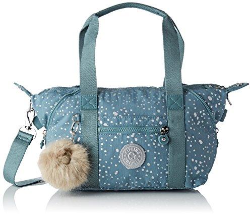 Blu Sky Art Mini A Donna Borse silver Kipling Secchiello 1Y8qgBBS