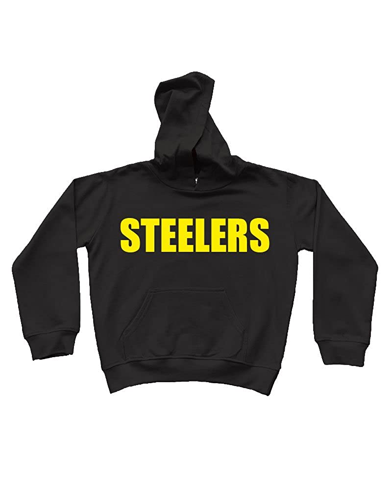 PandoraTees Fleece Hoddie - Steelers 643007-$P