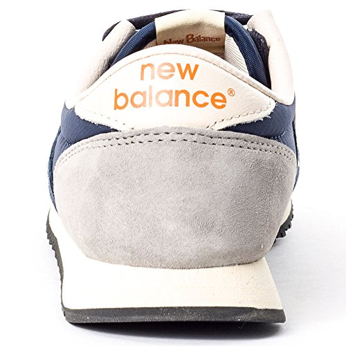New Balance U U420Ugb - Zapatillas para hombre Blu Grigio