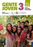 Gente Joven 3 Nueva Edición Libro Del Alumno + CD