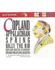Copland: App Spring