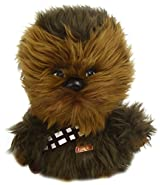 "Star Wars Plush - Stuffed Talking 9"" Chewbacca Character Plush Toy"