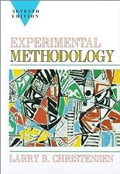 Experimental Methodology by Larry B. Christensen (1996-10-21)
