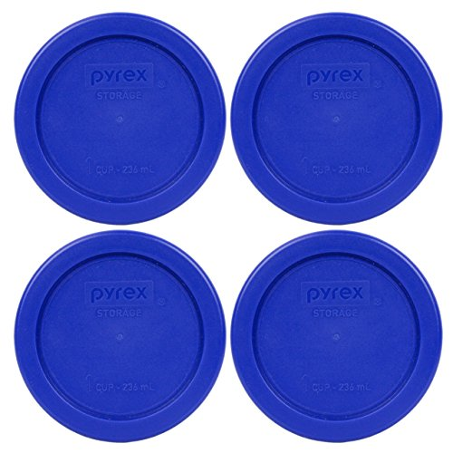 Pyrex 7202-PC Round 1 Cup Storage Lid for Glass Bowls