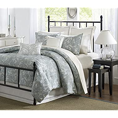 Harbor House Chelsea Paisley King Duvet Cover Mini Set