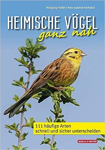 versch Vögel Goebel Heimische Vogelwelt Native Birds