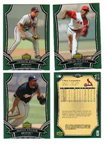 2007 Upper Deck Holiday Inn Baltimore Orioles Team Set Cal Ripken Insert Set ()