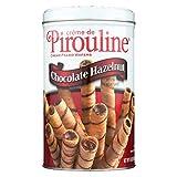 Chocolate Hazelnut Pirouline Rolled Wafers, 14 oz, Sold as 1 Each