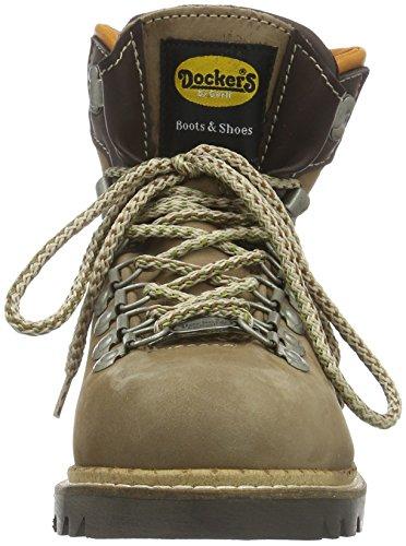 Dockers by Gerli 39wy201-300420, Zapatillas De Estar por Casa para Mujer Beige