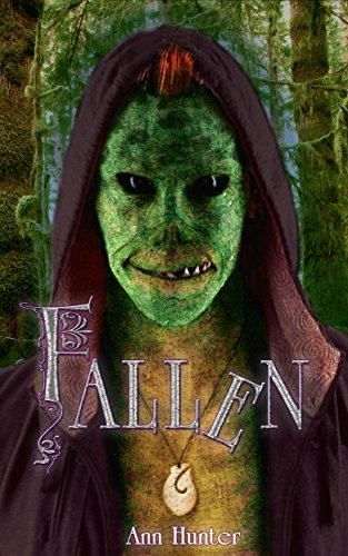 Fallen: A fractured retelling of the Frog Prince Book Cover